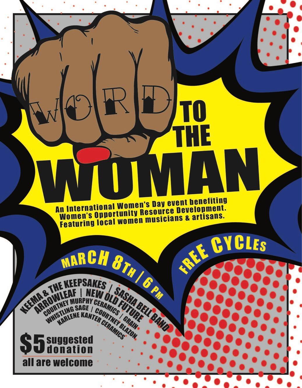 WORD to Women